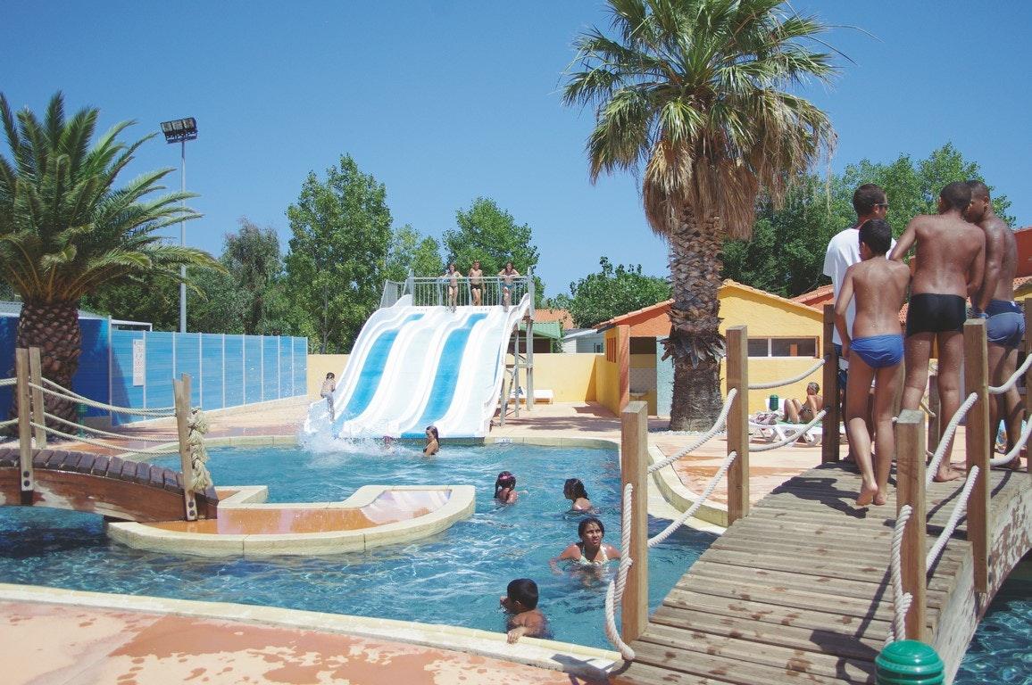 Zwembad Club Les Tamaris
