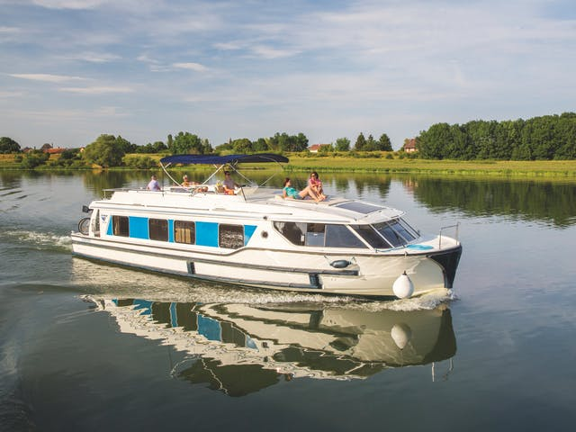 le boat vision vloot