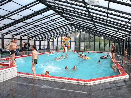 Camping de Molenhof binnenzwembad