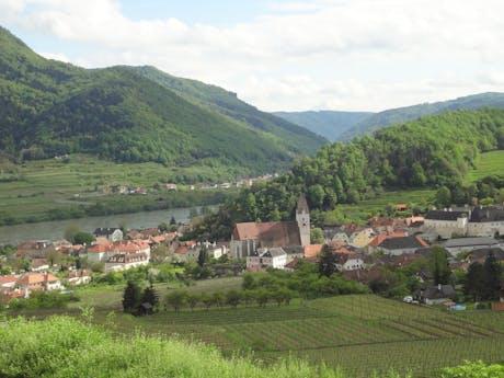8 daagse wandelvakantie Wachauer
