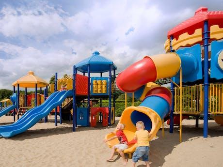 Speeltuin Recreatiepark Duinhoeve