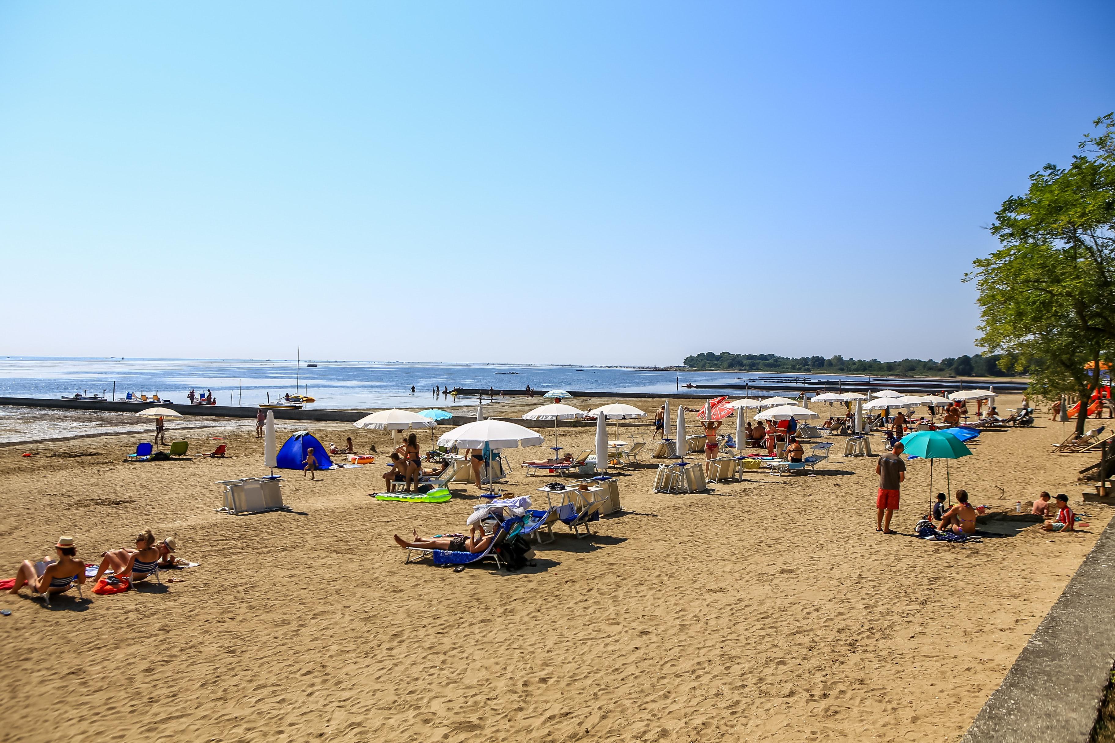 Camping Tenuta Primero aan het strand