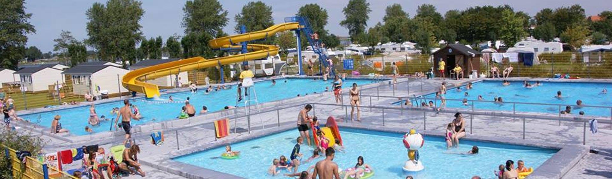 Zwembad Kompas Camping Nieuwpoort