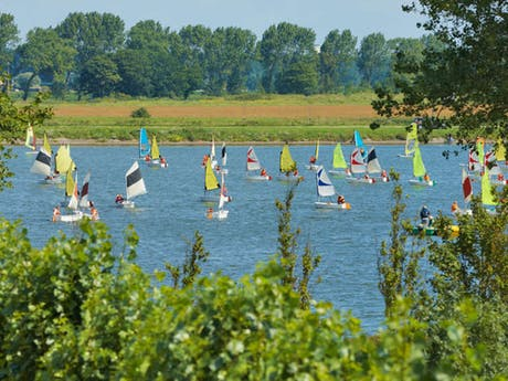 Recreatiemeer Kompas Camping Nieuwpoort
