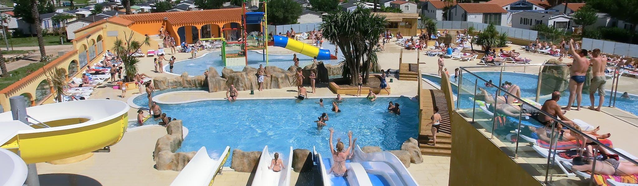 Zwembad soleil de la mediterranee