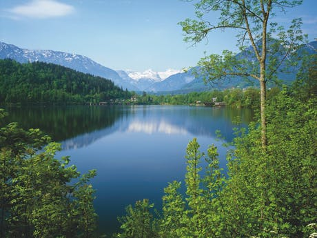 Omgeving bella austria