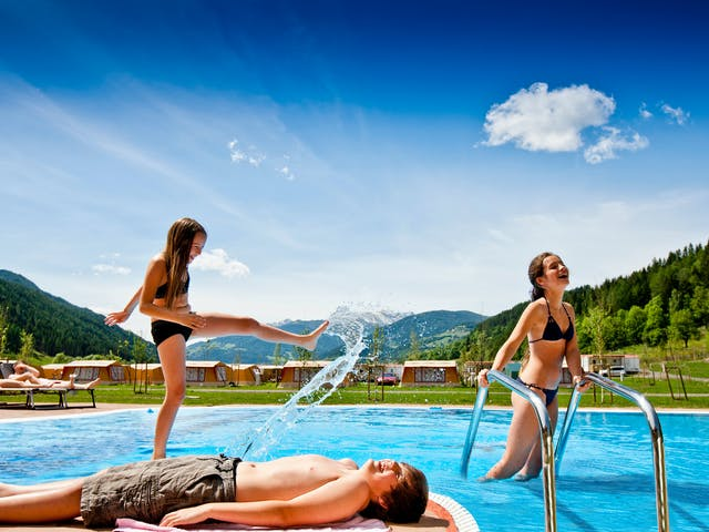 Zwembad Bella Austria