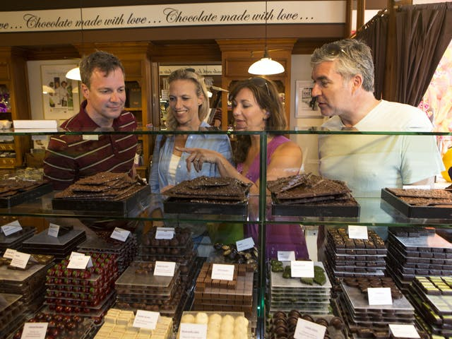 Chocolade belgie