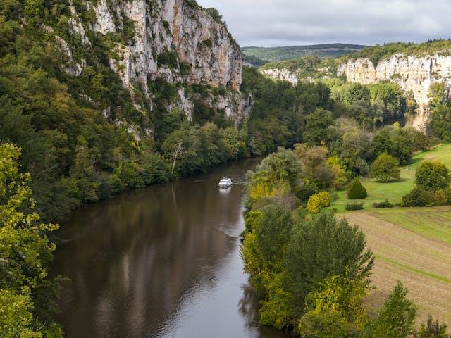 De Lot Frankrijk Pont Valentre