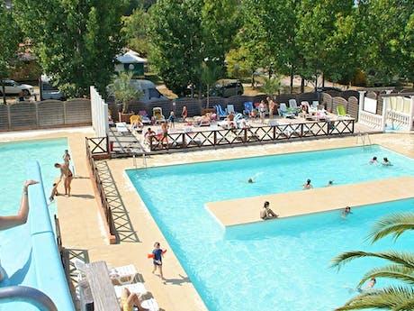 Le Frejus zwembad