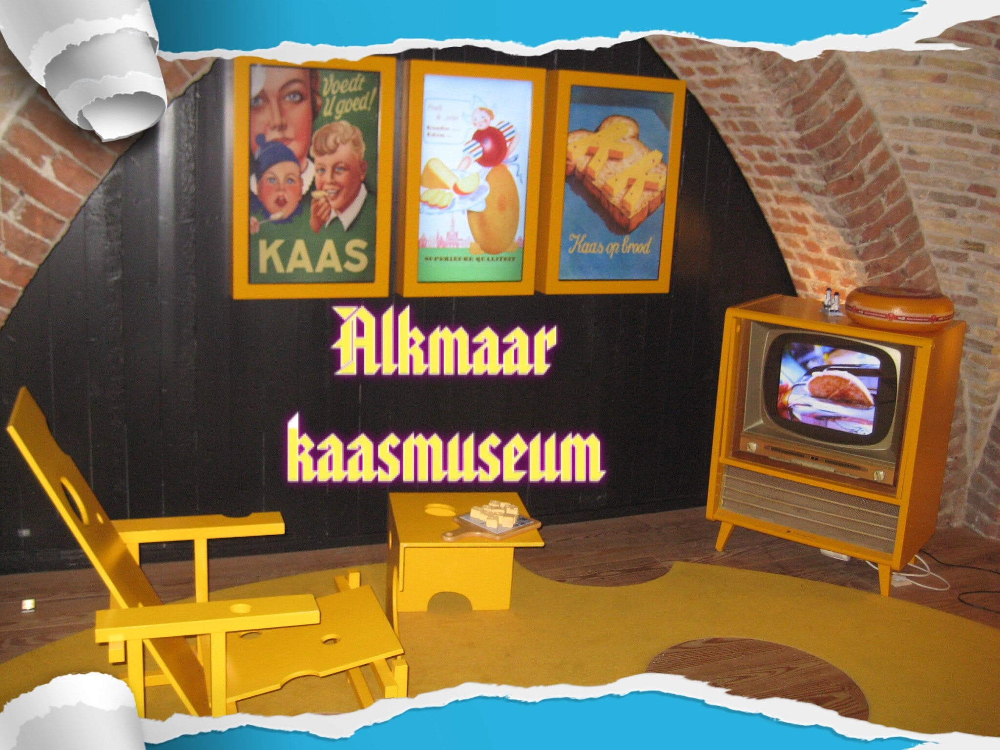 Kaasmuseum alkmaar