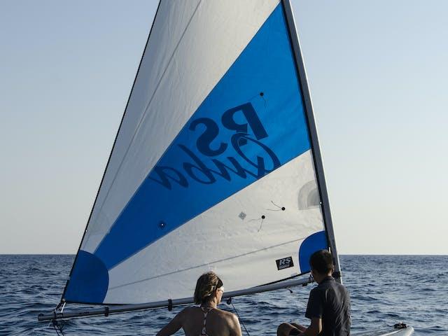 Sailing Classics watersport mini zeil