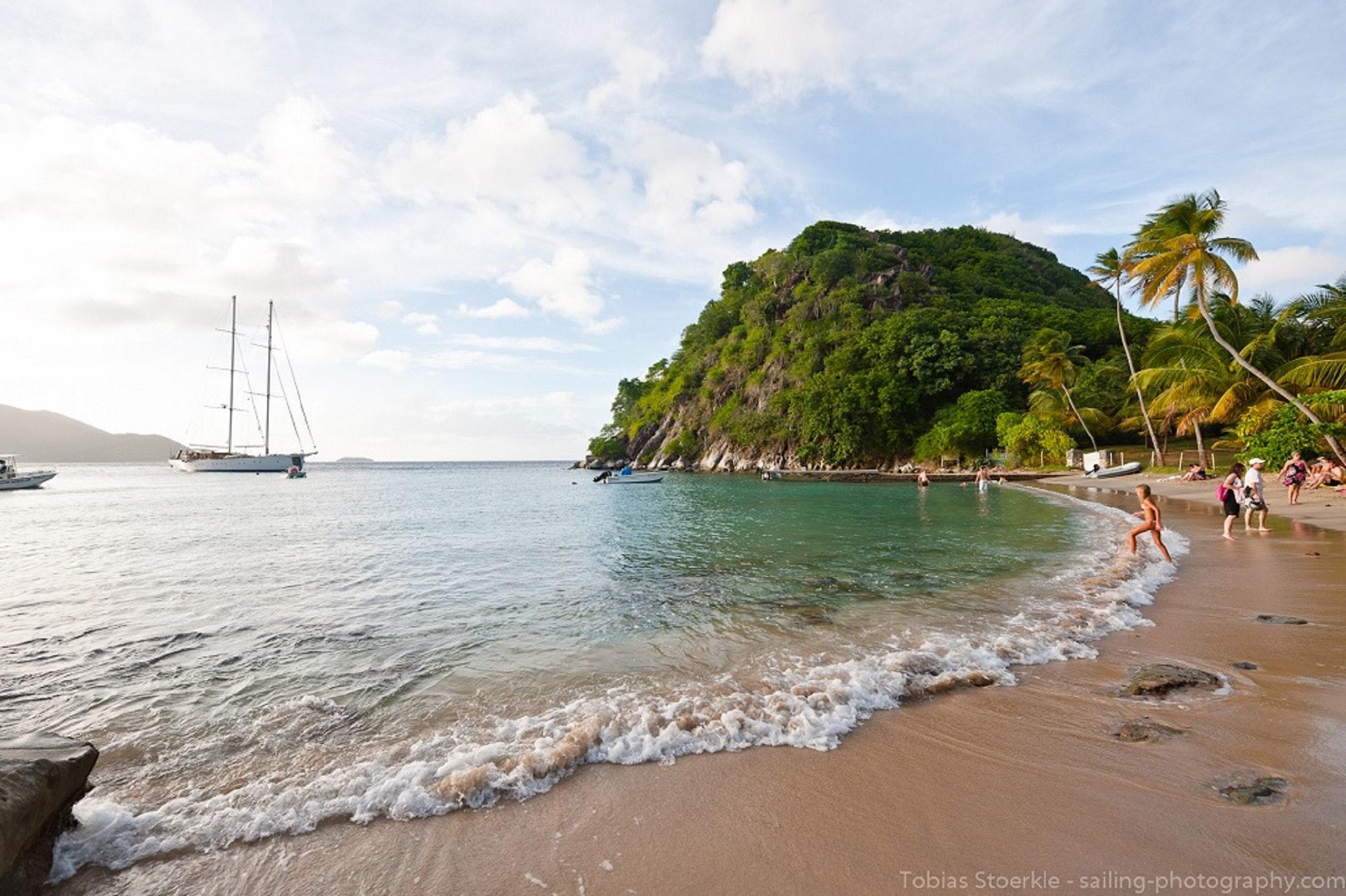 Sailing Classics Antigua Caribisch gebied