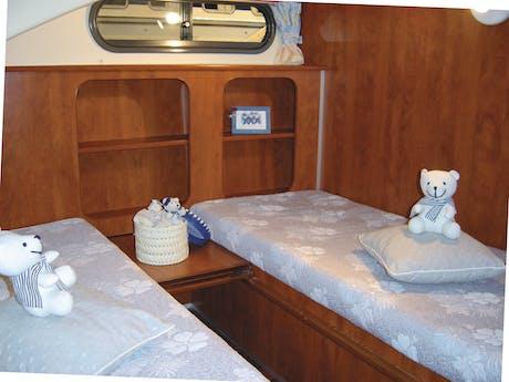 Confort 1350 Nicols vaar