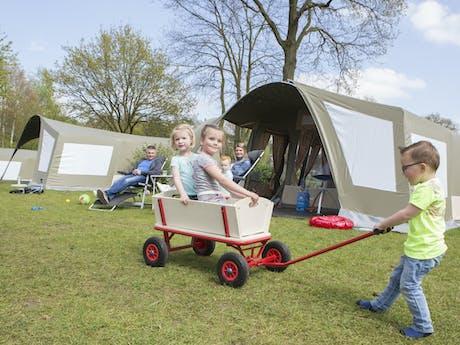 GlamLodge tent Camping de Molenhof