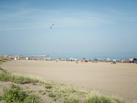 Camping Ca Savio strand