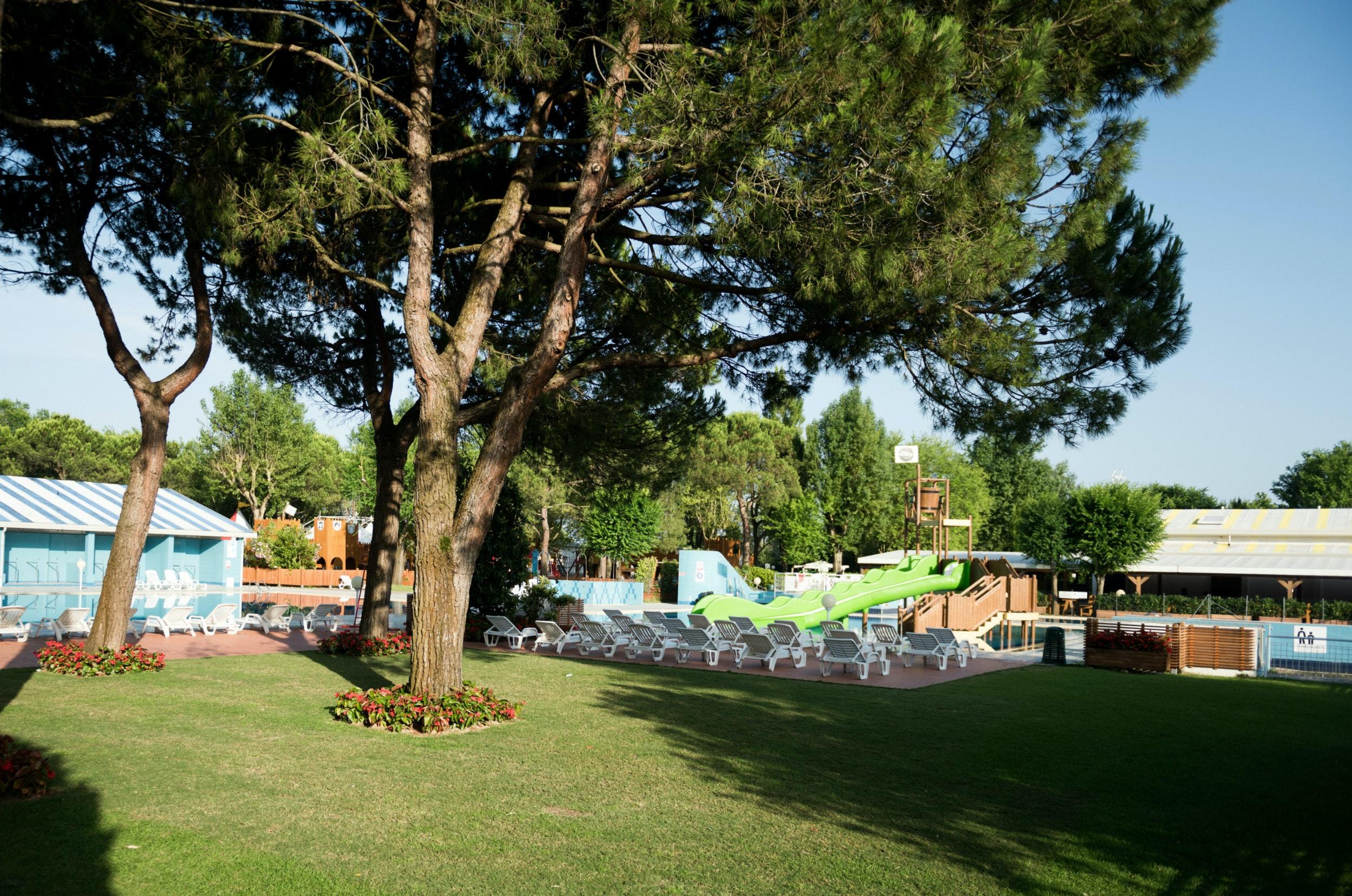 Camping Ca'Savio zwembad