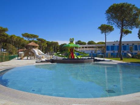 Zwembad camping Cavallino