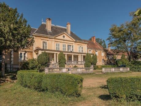 Camping Chateau de Montrouant