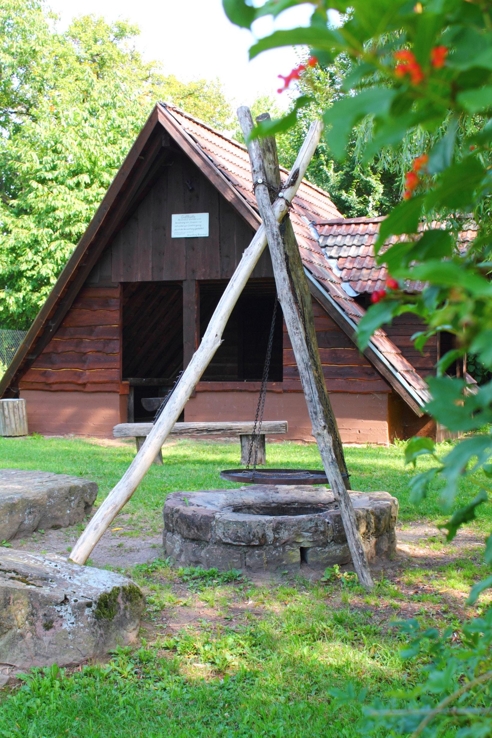 Barbecue hut Waldbrunn