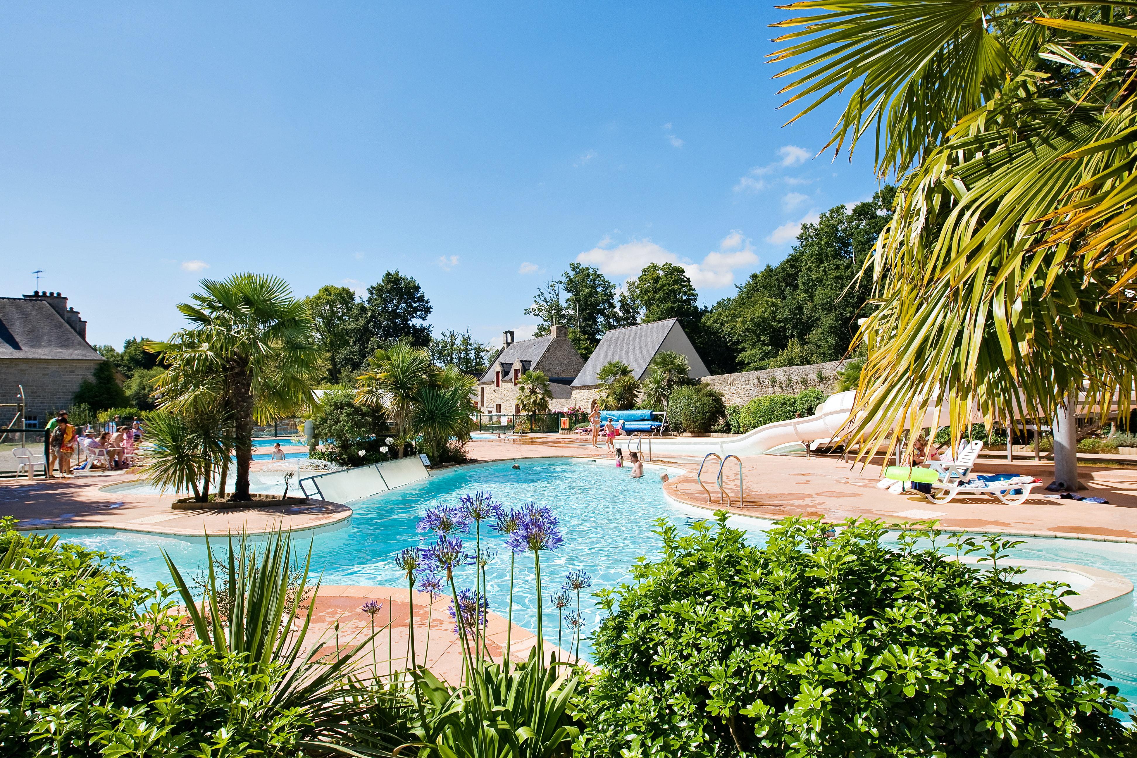Chateau le Galinee zwemparadijs