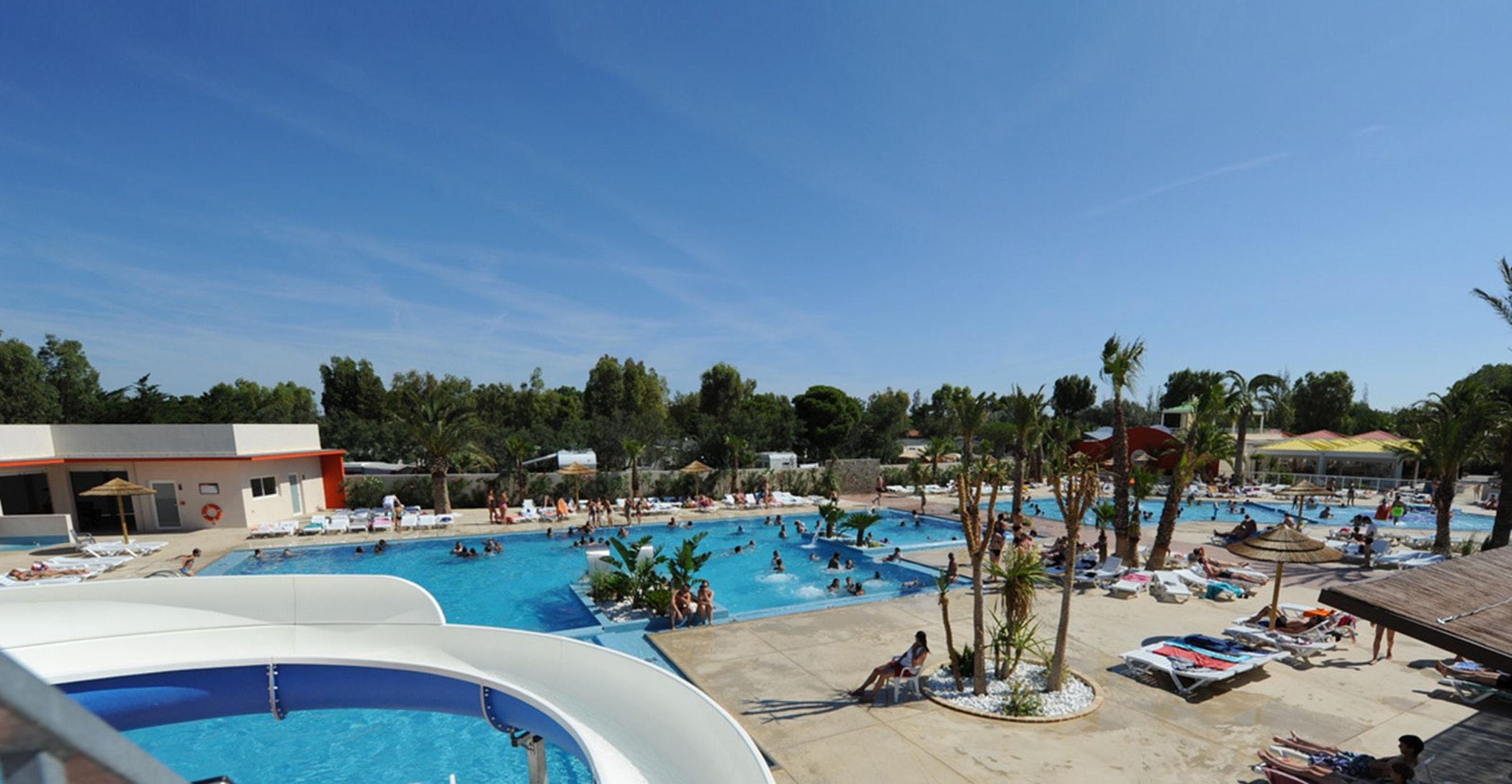 zwembad hoofd Oasis