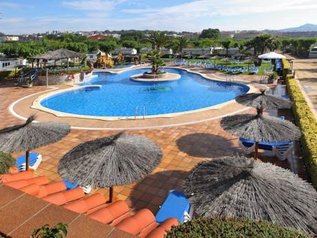 Camping La Masia prachtig zwembad