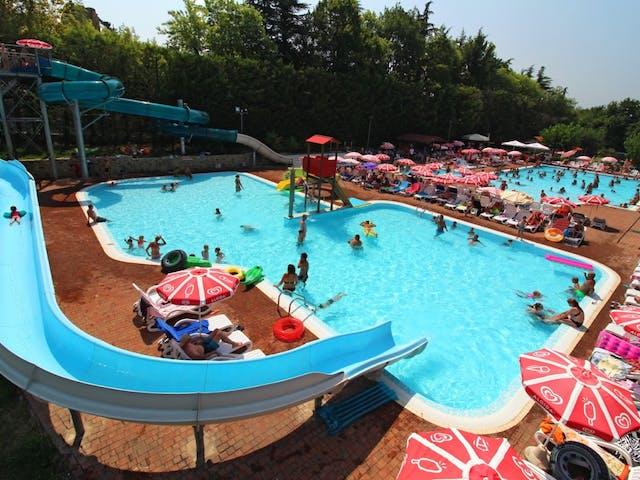 Camping Belvedere zwembad