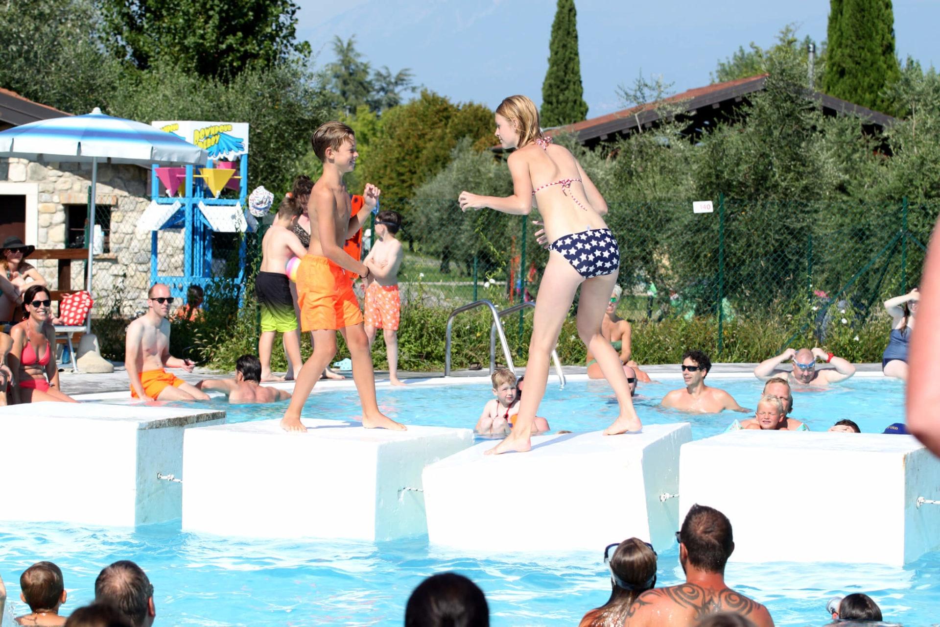zwembad animatie Piantelle