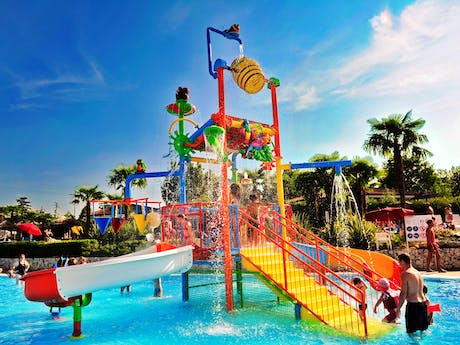 Camping Bella Italia waterpark