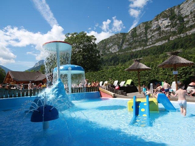 Zwembad Fontaines
