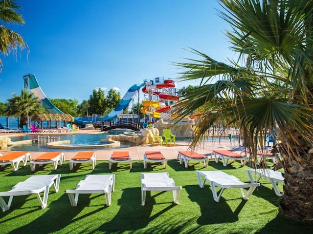 zwembad  Club lesTamaris