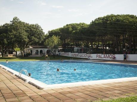 Internacional Palamos zwembad