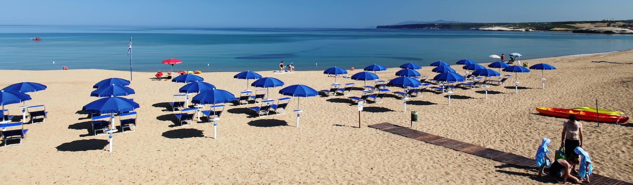 Bella Sardinia strand