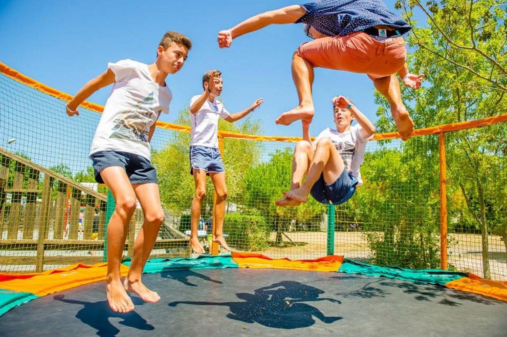 trampoline Loisirs