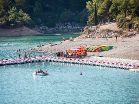 Camping Les Lacs du Verdon