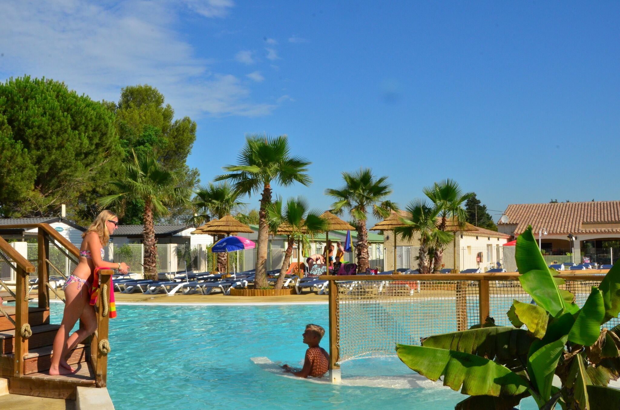 Bon Port zwembad