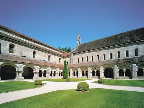 Bourgogne abbaye de fontenay