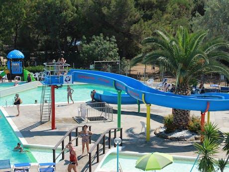 Camping Baia del Marinaio zwembad