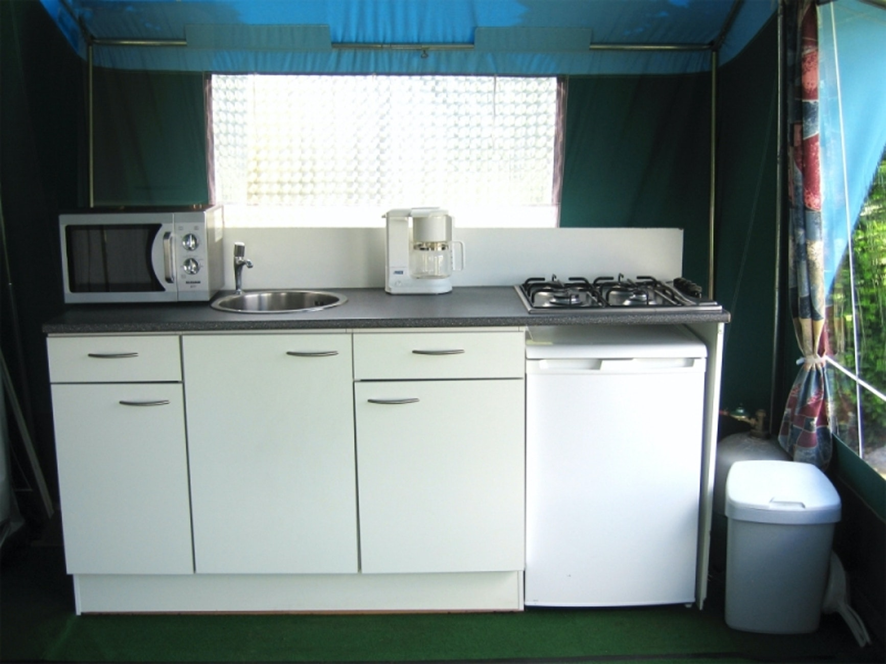 Bungalowtent Luxe Grey