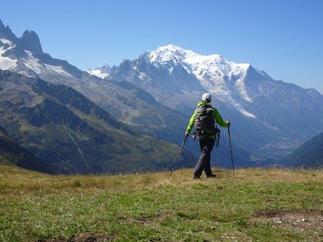 Wandelvakantie Mont Blanc