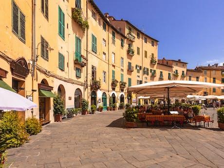 Luccs Toscane
