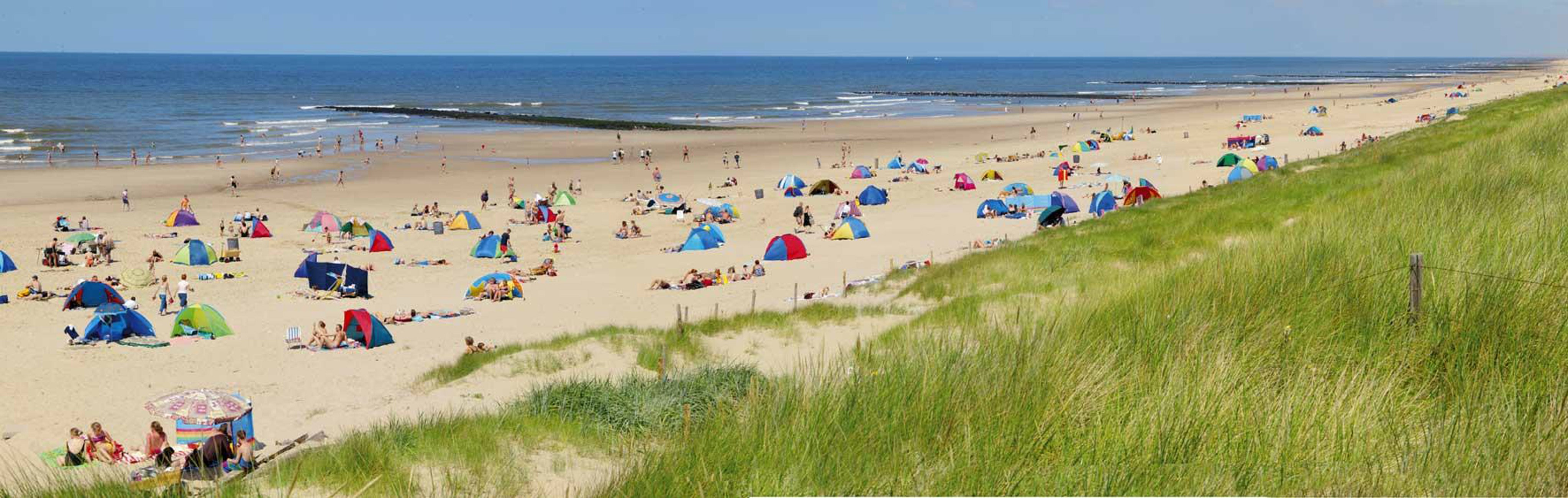 Camping Roompot Callassande strand