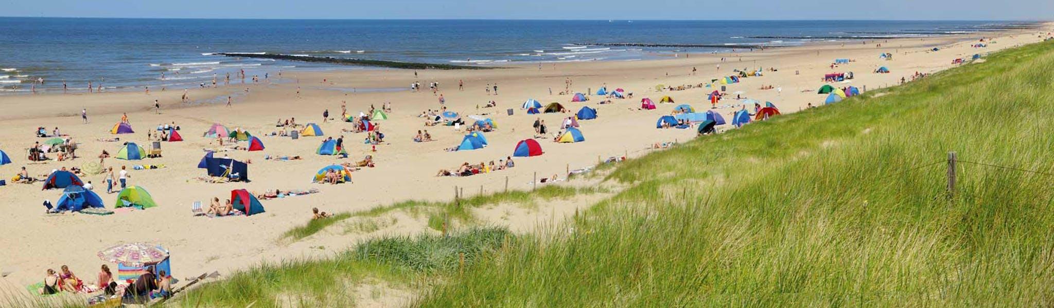 Camping Roompot Callassande strand