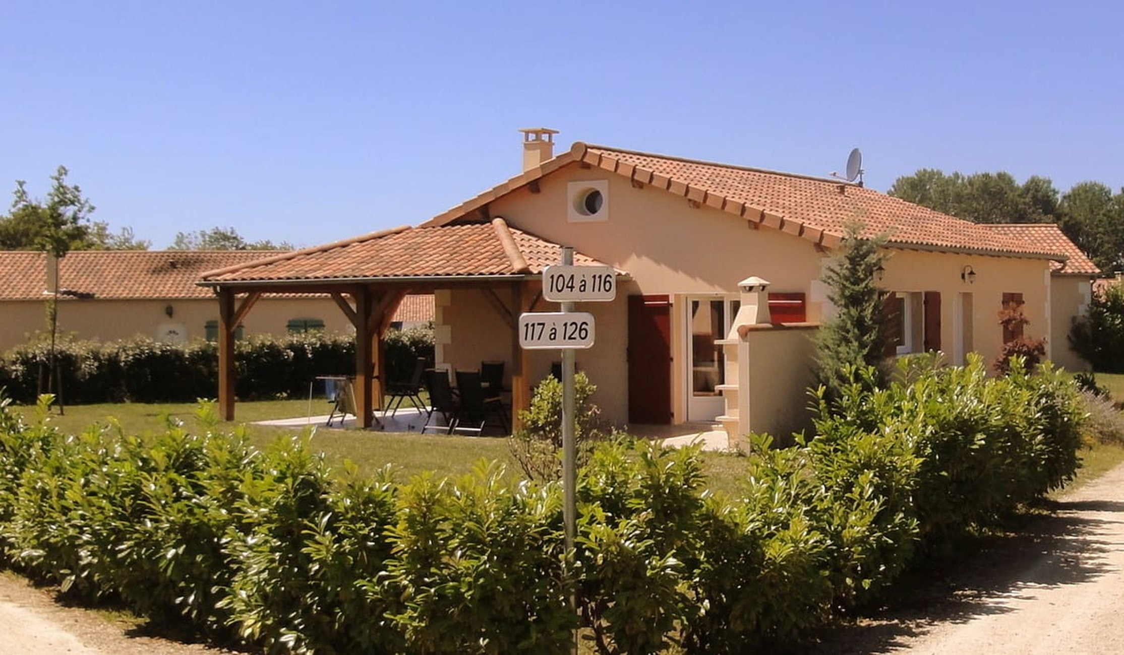 Villa Vakantiepark Domaine les Forges