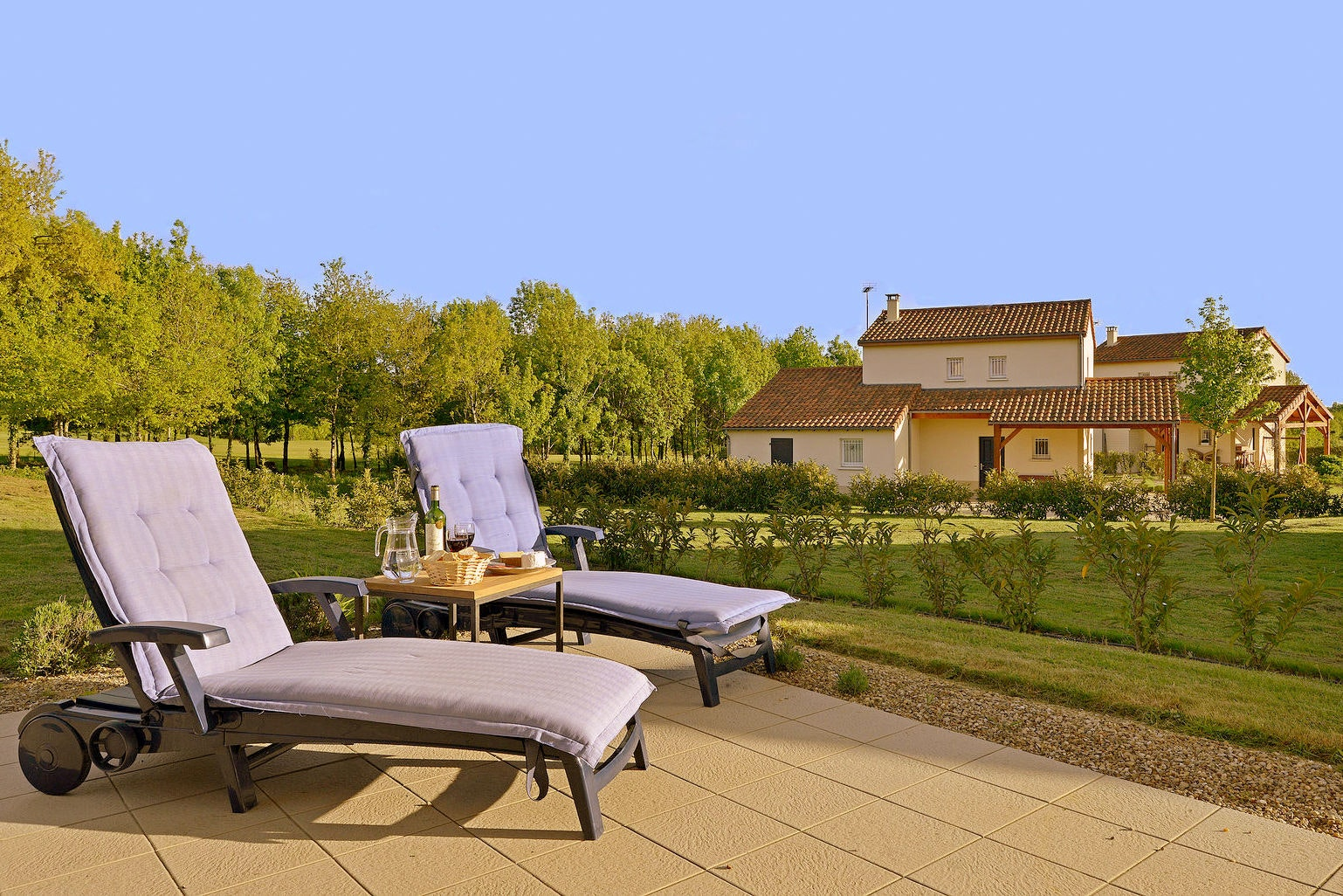 Vakantiepark L'Aveneau - Vieille Vigne