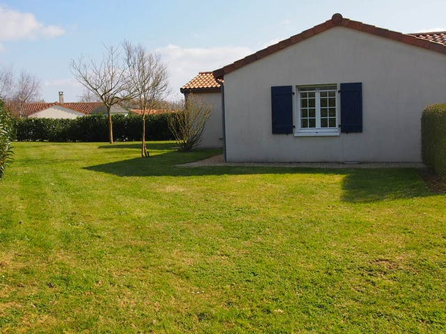 Vakantiepark L'Aveneau - Vieille Vigne villa