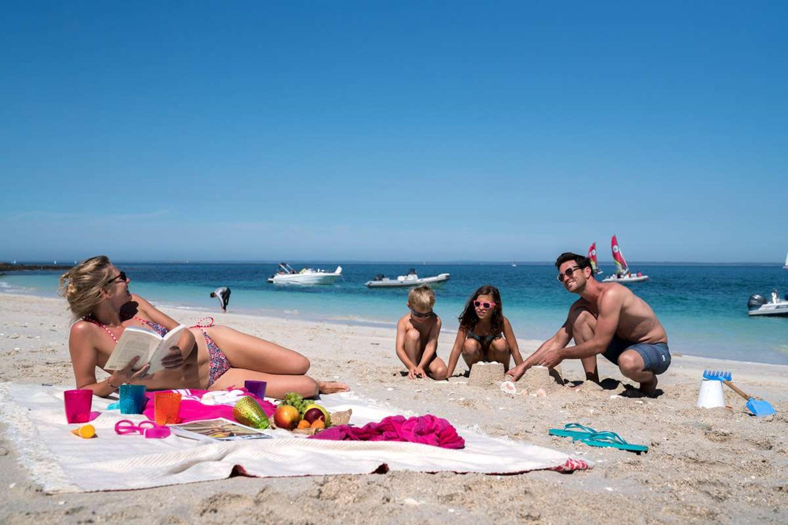 Camping La Pommeraie de l Ocean