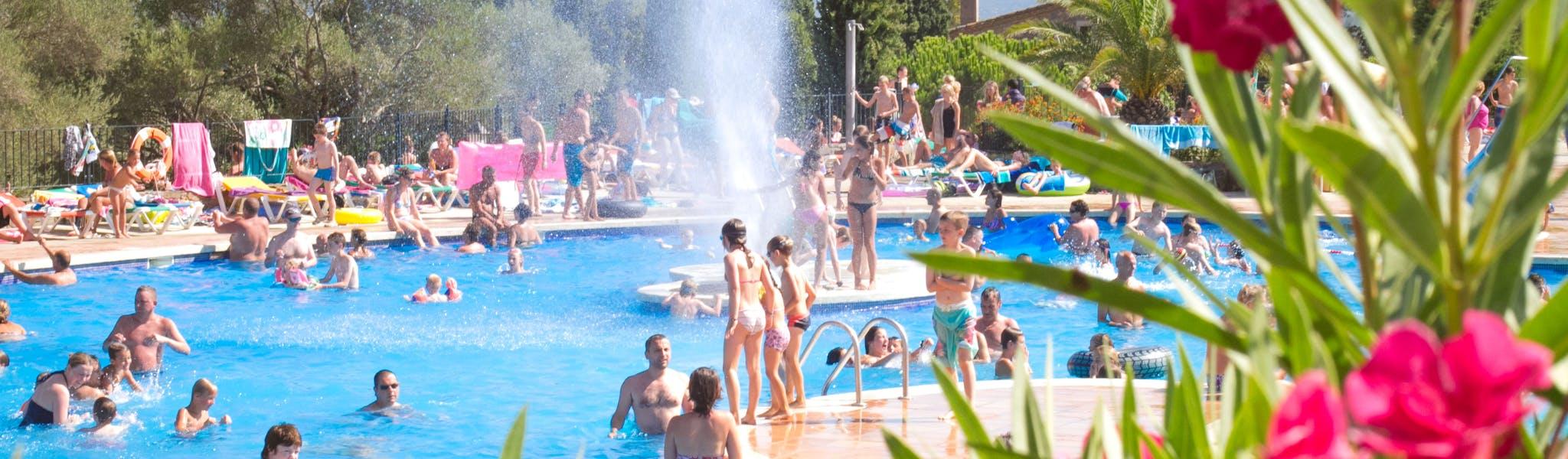 zwembad Montgri