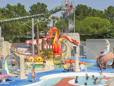 waterpark Clarys Plage